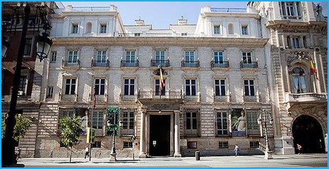 La Real Academia de Bellas Artes de San Fernando