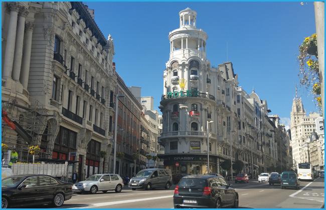 Ultraricos en Madrid