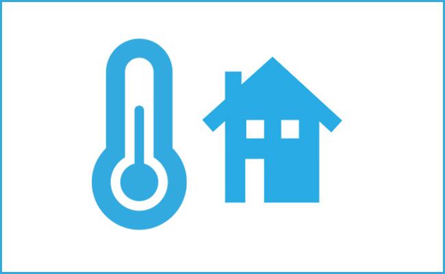Calor en casa