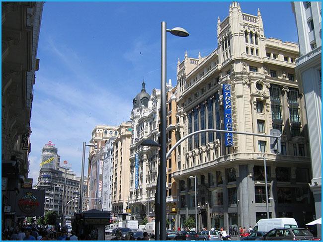 Suelo nuevo en Madrid