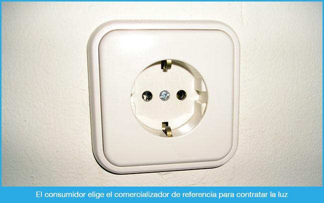 La tarifa de la luz PVPC