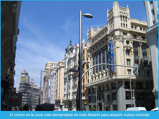 Suelo en Madrid