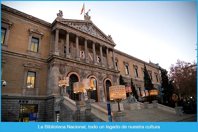 La Biblioteca Nacional