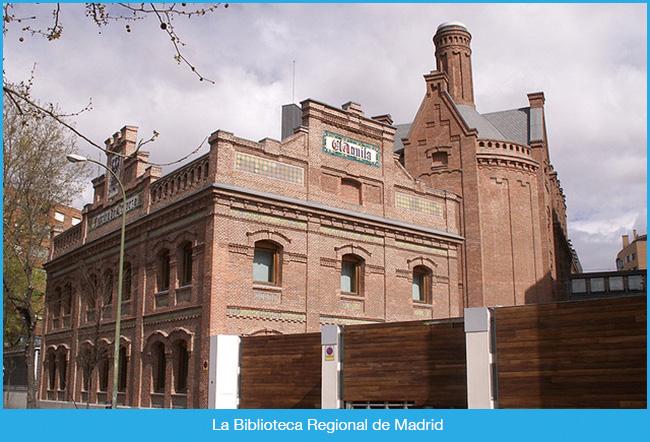 Biblioteca Regional de Madrid