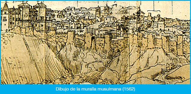 Muralla musulmana de Madrid