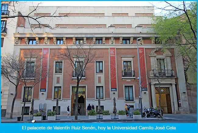 Palacetes de Madrid