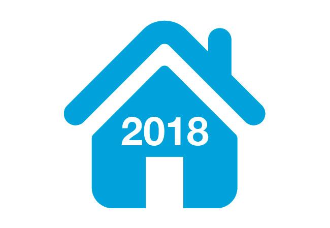 vivienda en 2018