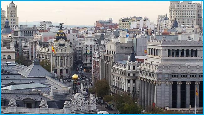 viviendas turísticas en Madrid