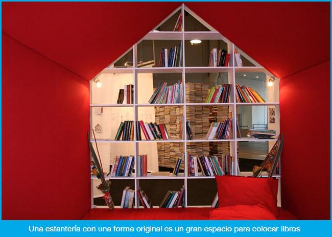 Libros para vivir, libros para decorar