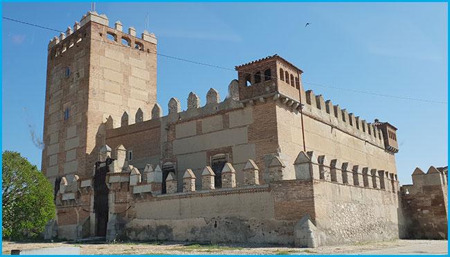 Castillo de Saldueña