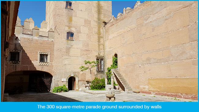 Castillo de Saldueña, for sale by Estate One