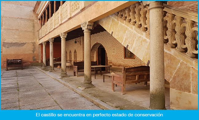 Castillo de Saldueña, en venta por Estate One