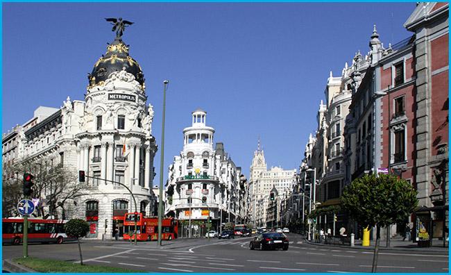 El contraste de la vivienda en Madrid