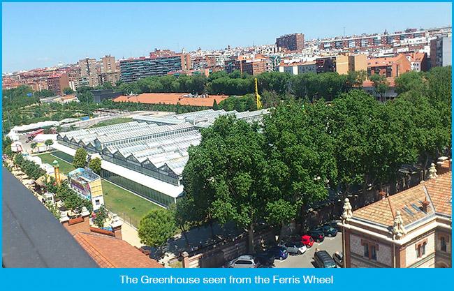 The Greenhouse of Arganzuela
