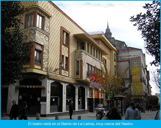 La belleza del Teatro Pavón