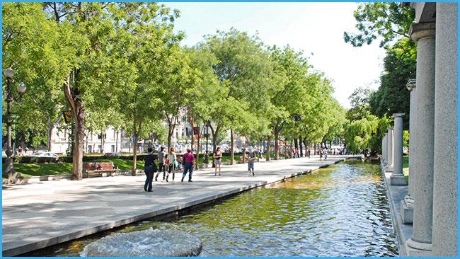 El Madrid inmobiliario más cotizado