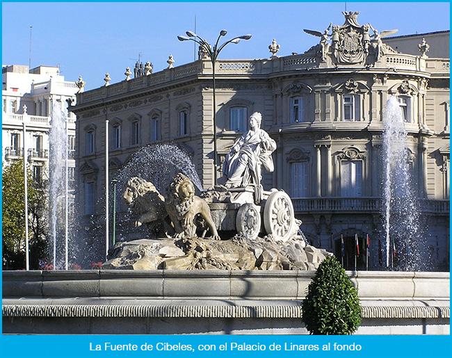 El fastuoso Palacio de Linares