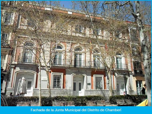 La Plaza de Chamberí