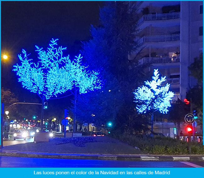 Madrid brilla en Navidad