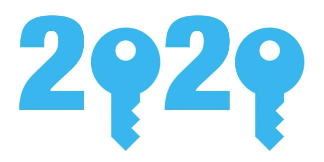 2020, el año de la moderación