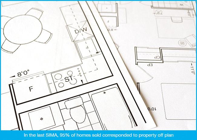 Buying property off plan
