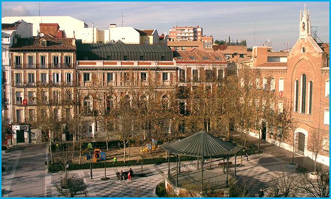 Luxury housing has a taste for Madrid