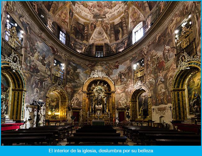 Iglesia de San Antonio de los Alemanes