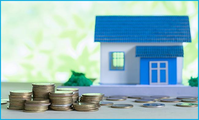 Housing moderates prices