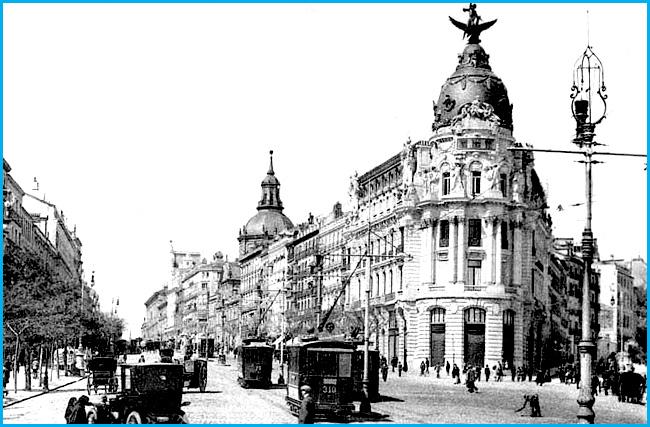 Madrid, años 20